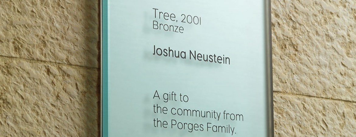 Donor Plaques Donor Recognition Experts